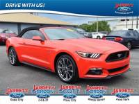 2015 Ford Mustang GT Premium Convertible V8