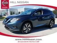 2017 Nissan Murano FWD Platinum SUV