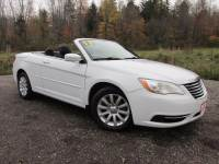 2012 Chrysler 200 Convertible Touring Touring Convertible near Cleveland