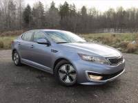 2012 Kia Optima Hybrid LX LX Sedan near Cleveland