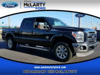 Pre-Owned 2011 FORD F-250 SRW LARIAT Four Wheel Drive Crew Cab 6-3/4'