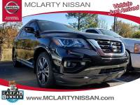 Pre-Owned 2017 NISSAN PATHFINDER Four Wheel Drive Sport Utility