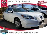 Pre-Owned 2011 HONDA ACCORD EX Front Wheel Drive 4dr Car