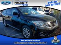 Pre-Owned 2015 NISSAN PATHFINDER Front Wheel Drive Sport Utility