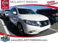 Pre-Owned 2015 NISSAN PATHFINDER Four Wheel Drive Sport Utility