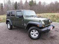2007 Jeep Wrangler Unlimited X 4x4 X SUV near Cleveland