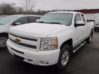 2010 Chevrolet Silverado 1500 LT Extended Cab Pickup near Cleveland