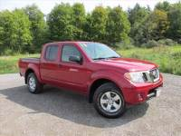 2012 Nissan Frontier SV 4x4 SV King Cab near Cleveland
