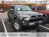 Certified Pre-Owned 2016 Toyota 4Runner SR5 Premium 4WD