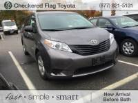 Certified Pre-Owned 2015 Toyota Sienna L FWD 4D Passenger Van