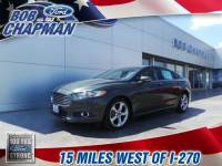 Pre-Owned 2015 Ford Fusion SE FWD 4D Sedan