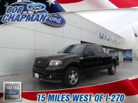 Pre-Owned 2007 Ford F-150 FX2 RWD Super Cab