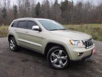 2012 Jeep Grand Cherokee Limited 4x4 Limited SUV near Cleveland