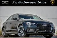 Pre-Owned 2017 Audi A3 Sedan Premium Plus With Navigation AWD