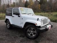 2017 Jeep Wrangler Sahara 4x4 Sahara SUV for sale Near Cleveland