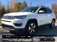 CERTIFIED PRE-OWNED 2018 JEEP COMPASS LATITUDE FWD 4D SPORT UTILITY