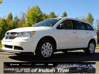 CERTIFIED PRE-OWNED 2015 DODGE JOURNEY SE FWD 4D SPORT UTILITY