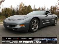 PRE-OWNED 2004 CHEVROLET CORVETTE BASE RWD 2D COUPE