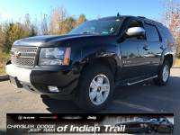 PRE-OWNED 2007 CHEVROLET TAHOE LTZ 4WD