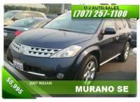 2007 Nissan Murano AWD SE 4dr SUV