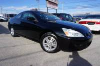 2006 Honda Accord EX 2dr Coupe 5A