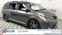 Pre-Owned 2017 Toyota Sienna XLE Premium FWD 4D Passenger Van