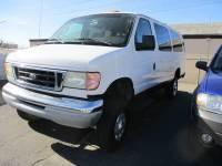 2003 Ford E-Series Wagon E-350 SD XLT 3dr Extended Passenger Van