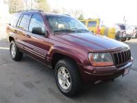 1999 Jeep Grand Cherokee 4dr Limited 4WD SUV