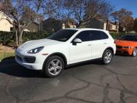 2014 Porsche Cayenne Platinum Edition AWD Platinum Edition