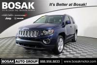 Certified Pre-Owned 2014 Jeep Compass Latitude FWD 4D Sport Utility