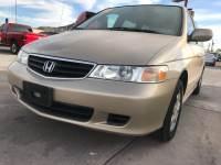 2002 Honda Odyssey EX 4dr Mini-Van