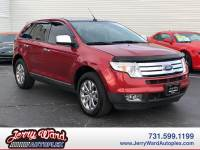 2007 Ford Edge SEL Plus 4dr Crossover