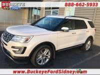 2017 Ford Explorer Limited SUV I4 in London, OH