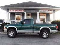 2003 Dodge Dakota 2dr Regular Cab SLT Plus 4WD SB
