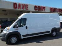2016 RAM ProMaster Cargo 2500 159 WB 3dr High Roof Cargo Van