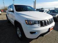 Certified Pre-Owned 2017 Jeep Grand Cherokee Laredo 4x4 (Certified Pre-Owned) 4WD