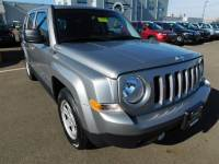 Certified Pre-Owned 2016 Jeep Patriot Sport (Certified Pre-Owned) FWD SUV