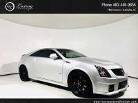 2013 Cadillac CTS-V Coupe Silver Frost Matte 1 Of 100 | Navigation | Rear Camera | Htd & Cooled | Heads Up | 14 15 Rear Wheel Drive Coupe