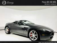 2008 Aston Martin Vantage Navigation | Red Calipers | Parking Sensors | 07 09 Rear Wheel Drive Convertible