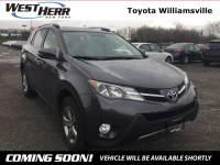 2015 Toyota RAV4 XLE SUV For Sale - Serving Amherst