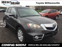 2010 Acura RDX SUV For Sale - Serving Amherst