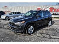 USED 2017 JEEP CHEROKEE LIMITED FWD SUV