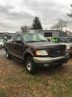 2001 Ford F-150 4dr SuperCab XLT 4WD Styleside LB
