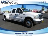 Pre-Owned 2005 FORD F-350 SD LARIAT 4X4 CREW DRW