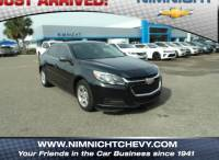 Certified Pre-Owned 2015 Chevrolet Malibu 4dr Sdn LS w/1LS FWD 4dr Car