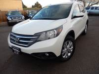 2012 Honda CR-V EX-L 4WD 5-Speed AT