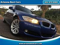 2011 BMW 3-Series 328i With Luxury Package