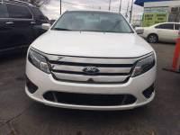 2012 Ford Fusion Sport 4dr Sedan