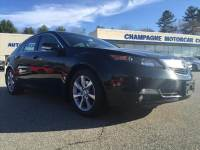 2013 Acura TL 4dr Sedan w/Technology Package