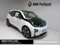 Certified Pre-Owned 2015 BMW i3 w/Range Extender Hatchback in Portland